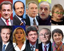 Candidats-2012